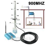Усилитель связи GSM 900 с антенной на 60dB фото