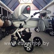 Коляска детская модульная 2/3 в 1 Adamex Barletta 09 фото
