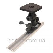 Площадка 100*100 мм для эхолота и другого оборудования с набором для установки на С-образный профиль (SLt223+FFr222) фото