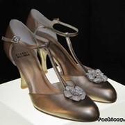 Реставрация , укорачивание мыса обуви фото
