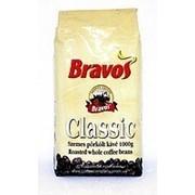 Кофе в зернах BRAVOS CLASSIC (1 кг) Венгрия фото
