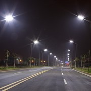 Проектирование реконструкции внешних электрических сетей, освещение улиц фото