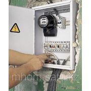 Установка системы учета электрической энергии фото