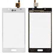 Тачскрин (сенсорное стекло) для LG P713 фото