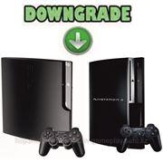 Downgrade PlayStation 3 (понижение прошивки) фото