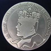 Юбилейная медаль фото