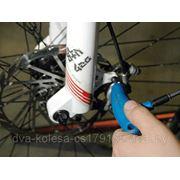 Переборка рулевой колонки для Т.О., чистки, смазки с демонтажем/монтажем вилки фото