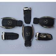 Ключ Mercedes-Benz хром фото