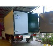 Каблук изотермический фургон ВИС фото