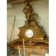Ремонт старинных , антикварных часов фото
