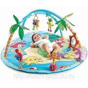 Большой развивающий коврик Tiny Love «Тропический остров» фото