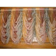 Французская штора фото