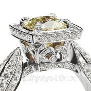 Профессиональная закрепка бриллиантов и других драгоценных камней. фото