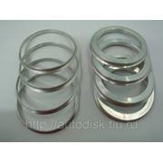 Изготовление центровочных колец, (диаметр менее 83мм) фото