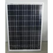 Монокристаллический солнечный модуль 60Вт SW060M фото