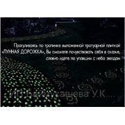 Светящиеся тротуарные плитки фото
