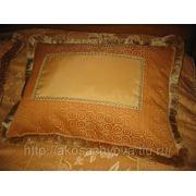 Частный интерьер. Декоративные подушки. фото