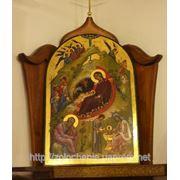 Реставрация иконописи, живописи фото