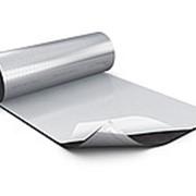 Самоклеющаяся листовая изоляция в рулонах с покрытием (ширина 1,0 м) Armaflex Duct AL ADU-13-99/EA-L фото