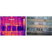 Тепловизионное обследование зданий Киев фото