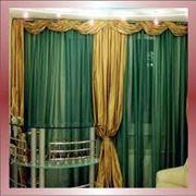 Пошив штор,римские шторы,ролл шторы,жалюзи,карнизы фото
