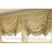 Лондонские шторы: стиль Англии. фото