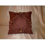 Декоративные подушки на заказ фото