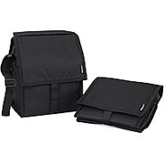 Сумка холодильник Deluxe Lunch Bag Black фото