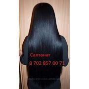 Наращивание волос 60 сантиметров фото