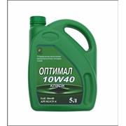 Моторное масло OPTIMAL 10W-40 Классик API SG /CF-4 (30л.) фото
