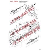 Запчасти гтр Kato KR500 393-24100001 203-24103000 фото