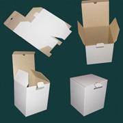 Картонные коробки для пиццы, картонные коробки для тортов, гофроящики фото