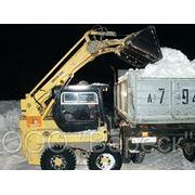 Вывоз снега Тюмень фото