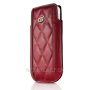 Чехол ItSkins Enzo Chronos for iPhone 5/5S Red/Gold (APH5-EZCHR-RDGD), код 57466 фото