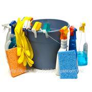 Текущая уборка помещений, квартир, домов фото