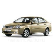Прокат автомобилей Chevrolet Lacetti с водителем и без, на любой срок фото