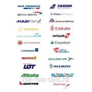 Бронирование и продажа авиационных билетов фото