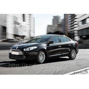 Аренда свадебных автомобилей Renault Fluence black фото