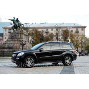 Аренда Mercedes GL 550 в Киеве фото
