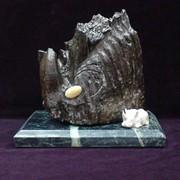 "Зуб мамонта ""Носорог"", скульптура фото"