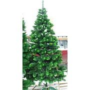 Искусственные елки Украина, ветки - пвх 3,0м. Зеленые кончики. фото