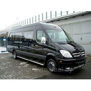 Прокат микроавтобуса от 8 до 21 места . фото