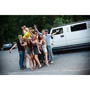 Прогулки по Астане на лимузине Хаммер H2 фото