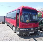 Аренда автобуса Hyundai Aerotown фото
