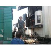 Определение и устранение места утечки фреона автомобильной рефрижераторной установки. фото