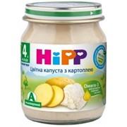 Пюре Hipp 125г Цветная капуста с картошкой, с 4мес фото