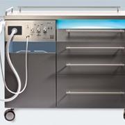 Педикюрные комбайны, оборудование для педикюра Twin Unit фото