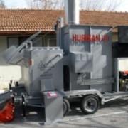 Камеры сжигания отходов, Промышленные установки сжигания отходов от компании Waste Spectrum Environmenta фото