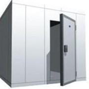 Монтаж холодильных, морозильных дверей фото