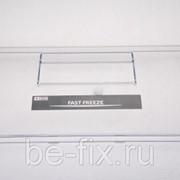 Панель ящика морозильной камеры для холодильника Zanussi 2426207060. Оригинал фото